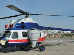 """Опрыскиватель для вертолета """"Ми-2"""" Серийный вариант"""