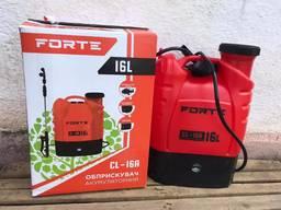 Опрыскиватель Forte CL-16A 16