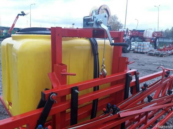 Навесной ОП 400 л штанговый опрыскиватель штанга 12 м