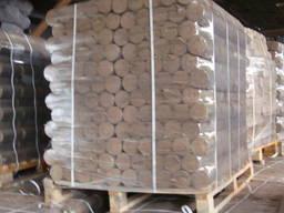 Опт. 22т топливные брикеты дубовые Нестро