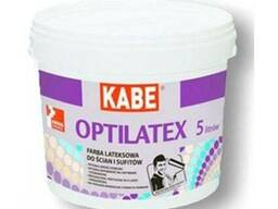 Optilatex Латексная краска для стен и потолков
