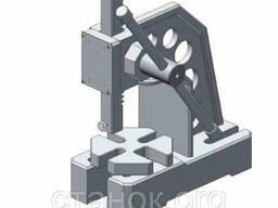Optimum DDP 20 пресс ручной механический реечный оптимум