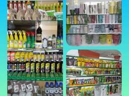Оптовая продажа товаров для сада и огорода