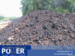 Оптовые поставки бурого угля.
