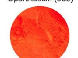 Оранжевый пигмент - Пигменты для бетона и тротуарной плитки!