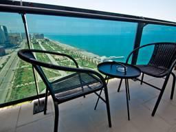 Orbi Beach Tower Батуми, ремонт, мебель, 100 метров от пляжа