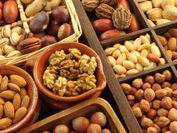 Орехи: бразильский, макадамия, фундук, пекан миндаль, кешью, фисташки, Орехи в шоколаде