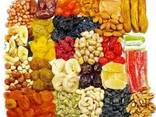 Орехи, сухофрукты - фото 1
