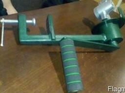 Орехокол Бабочка Сталь-2 15 кг/ч, усилен для твердой скорлупы