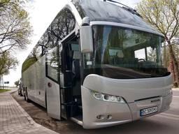 Оренда автобуса Україна - Європа, 53 місця. VIP клас!