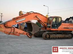 Оренда екскаватора Doosan DX 340, 35 тн, ковш 1, 8 м. куб, 19
