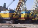 Аренда гусеничного крана МКГ-25БР Киев по Украине. - фото 7