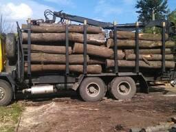 Оренда лесовоза