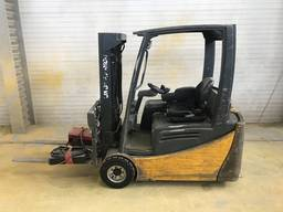 Оренда /Продаж електричний навантажувач Jungheinrich EFG 220