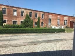Аренда производственной базы в Луцке