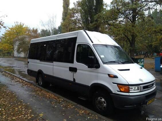 Оренда, заказ мікроавтобусів, пасажирські перевезення