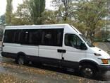 Оренда, заказ мікроавтобусів, пасажирські перевезення - фото 3