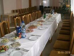 Банкетний зал *Manchela* (весілля, дні народження . ) Вигода