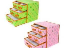Органайзер для хранения Компакт (5 ящиков)