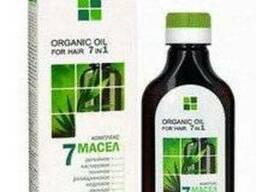 Organic Oil - масло для роста волос оптом от 50 шт