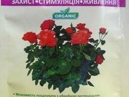 Органическое удобрение для роз Регоплант
