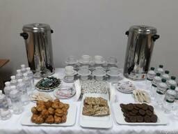 Организация кофе брейков Днепр