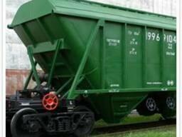 Организация перевозок в вагонах ЦТЛ