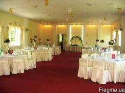 Организация свадьбы за городом