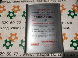 Оригинал масло коробки передач Toyota ATF CVT FE 4L Производ