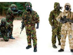 Оригінальний DPM британський натівський камуфляжний костюм
