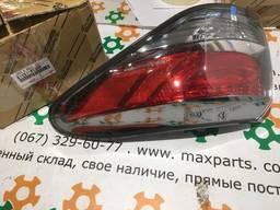 Оригинальный новый задний стоп фонарь правый Lexus RX 450 35