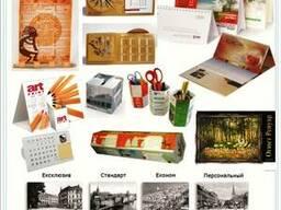 Оригинальные календари на любой вкус!