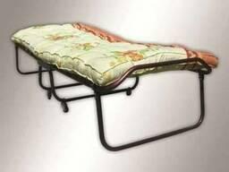 Ортопедическая раскладная кровать на колесиках