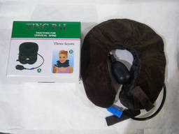 Ортопедический воротник Ting Pai Надувная подушка для шеи