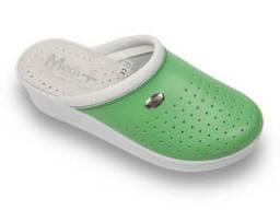Ортопедичні сандалі Adaco Verde (закриті)
