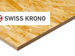 OSB3 2500х1250х8 (Swiss Krono)