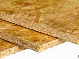ОСБ 3 плита лист ОСП OSB-3 board osb3 пол стена потолок цена