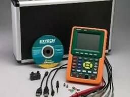 Осциллограф двухканальный цифровой на 20МГц Extech MS420