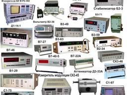 Осциллографы, частотомеры , электрообородывание , пускатели