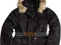 Осенняя женская куртка Abby Alpha Industries