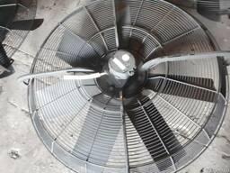 Осевой вентилятор. Ziehl-abegg FC091 SDS 7QV7 - фото 2