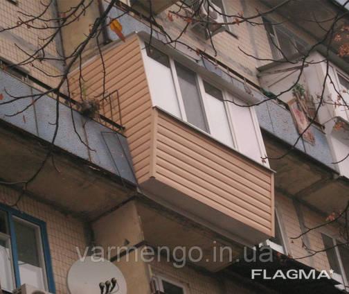 Остекление балконов. Утепление балконов. Французский балкон.