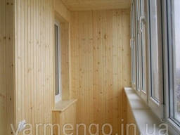 Остекление балконов. Утепление балконов. Французский балкон. - фото 7