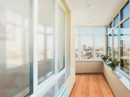 Застеклить Балкон Тёплыми Окнами