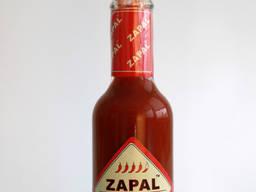 Острый соус ZAPAL аналог Tabasco
