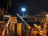 Осветительная мачта-вышка - 9 метров Luxtower M12 (Италия) - фото 5