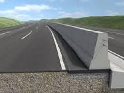 Отбойники дорожные (дорожные ограждения ЖБИ)