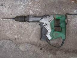Отбойный молоток Hitachi H 45 MRY мощный 12, 5Дж на профилакт