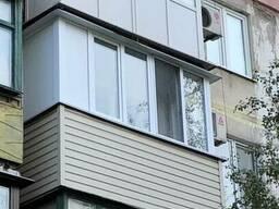 Отделка Балкона Лоджии «Под Ключ»