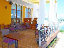 Отель (гостиница) на морском побережье, Вапнярка - фото 2